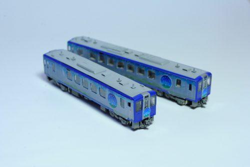車両模型単体